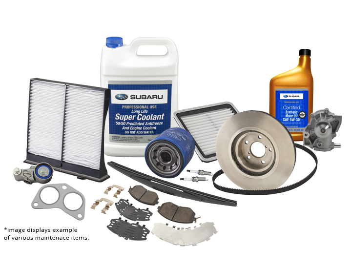 Maintenance Kit 01 - 6k - 2015 BRZ