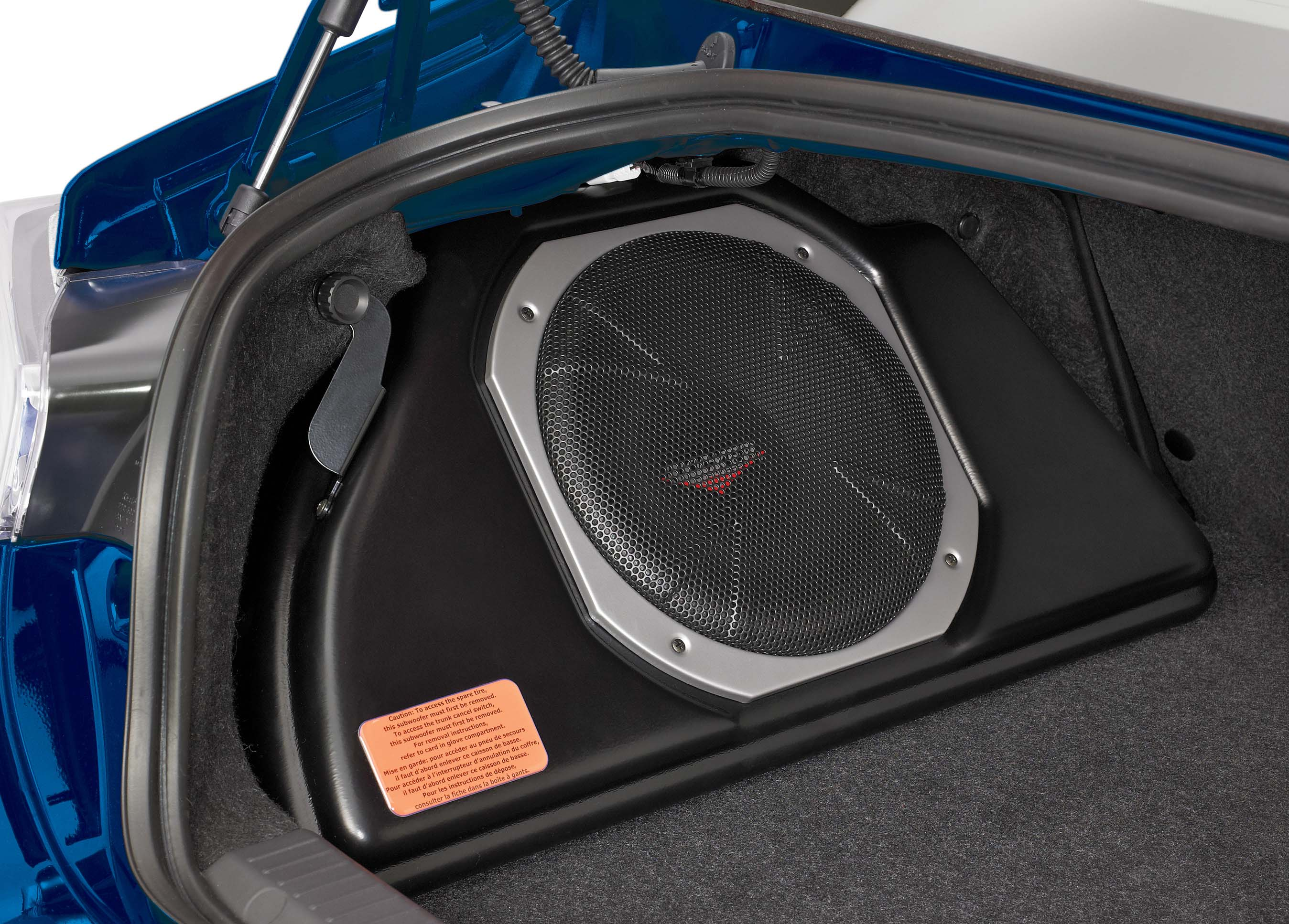 Subaru Accessory Subwoofer