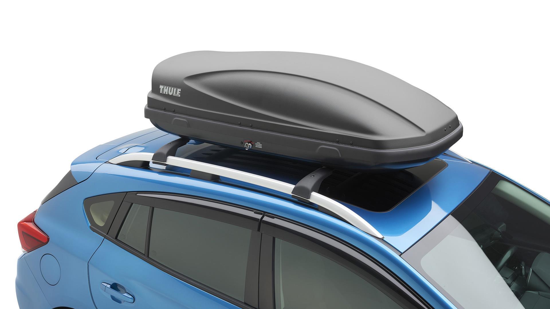 2016 subaru outback roof cargo carrier provides side. Black Bedroom Furniture Sets. Home Design Ideas